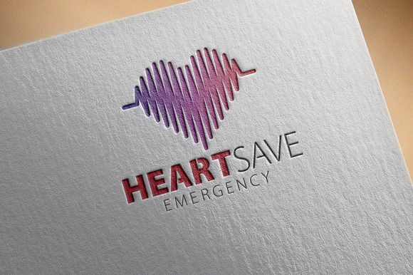 Heart Save Logo
