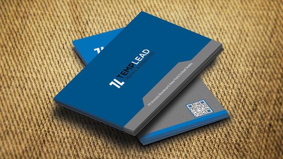 Corporate Business Card SE0240