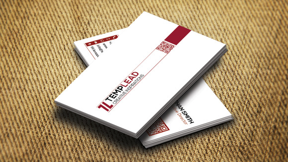 Corporate Business Card SE0241