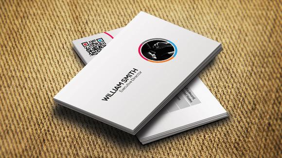 Corporate Business Card SE0248