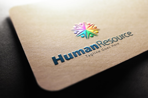 Human Resource Logo