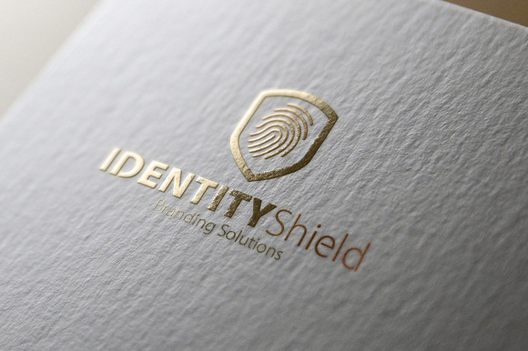 Identity Shield Logo