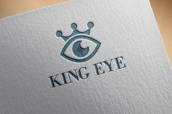 King Eye Logo