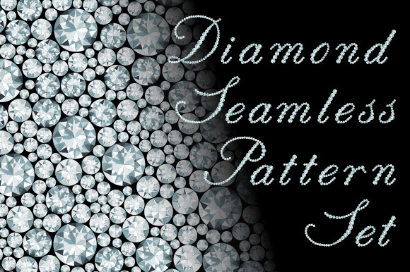 15 Seamless Diamond Patterns