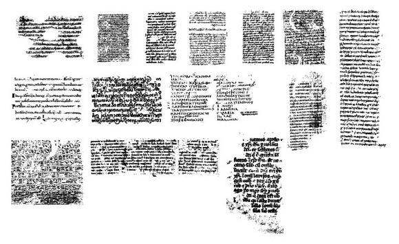 Ancient Scripts Vector Pack