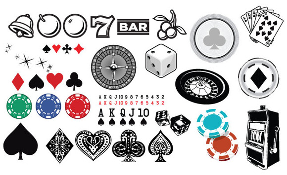 Gambling Vector Pack