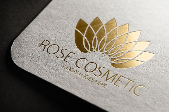 Rose Cosmetic Logo