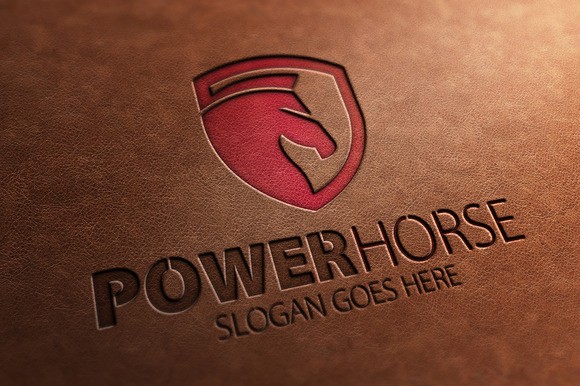 Power Horse Logo