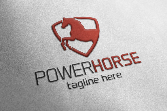 Power Horse V2 Logo