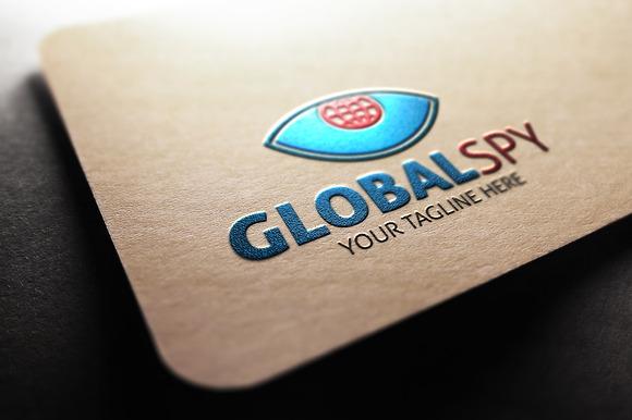 Global Spy Logo