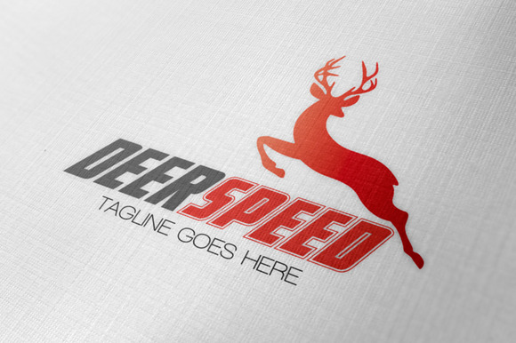 Deer Speed Logo