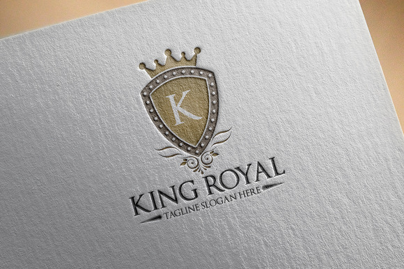 King Royal V2 Logo