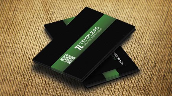 Corporate Business Card SE0250
