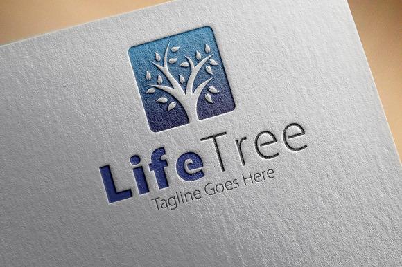 Life Tree V2 Logo