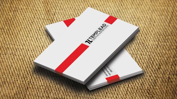 Corporate Business Card SE0254
