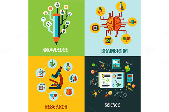 Research Science And Brainstorm Fla
