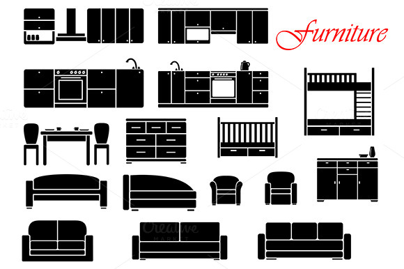 Assorted Home Furniture Set