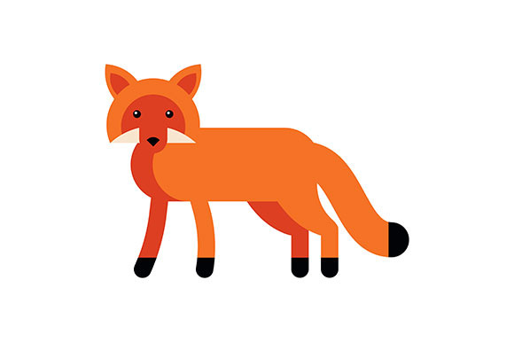 Fox Vector Illustration