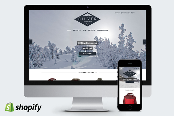 Open Shopify Responsive Theme