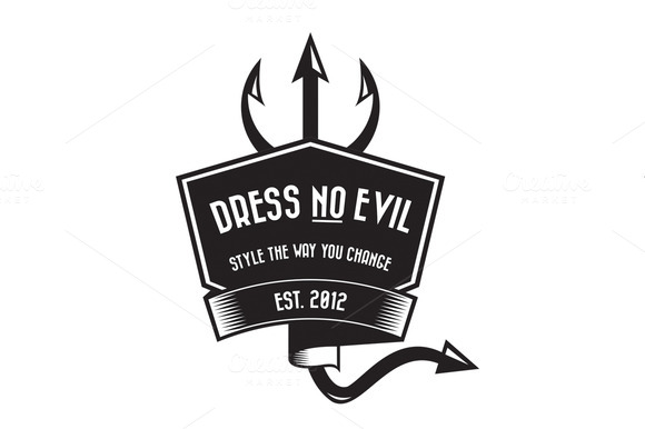 Devil Logo