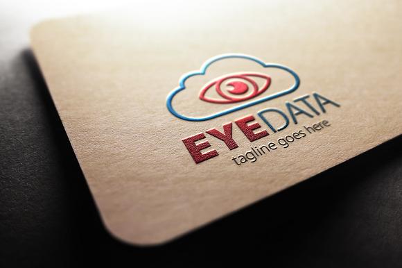 Eye Data Logo