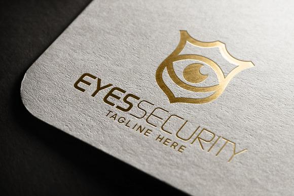 Eyes Security Logo