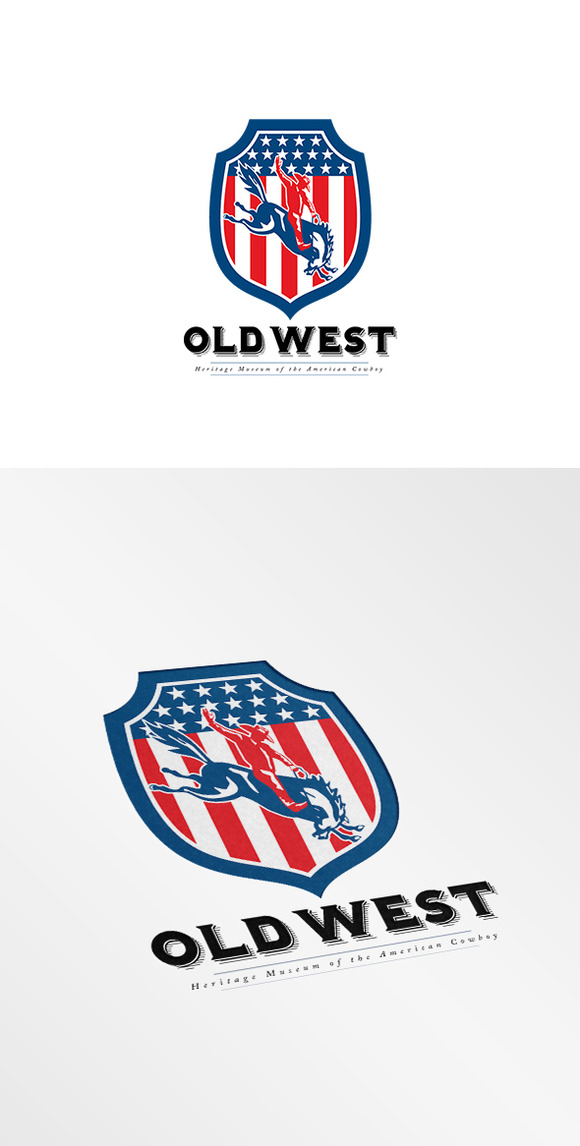 Old West American Cowboy Museum Logo