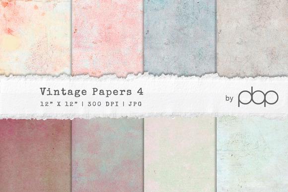 Vintage Paper Texture 4