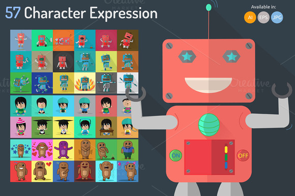 57 Characters Expression