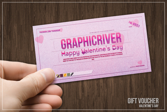 Valentine S Day Gift Voucher