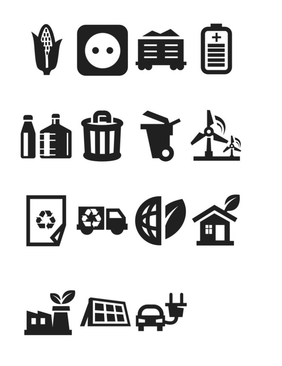 Ecology Icons Pack