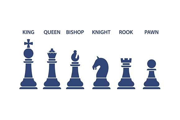 Chess Icons Set