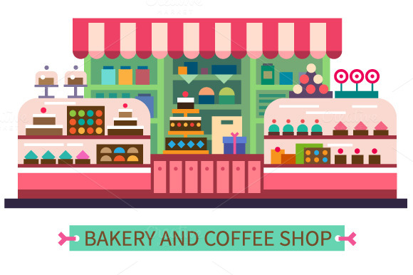 Bakery And Coffee Shop