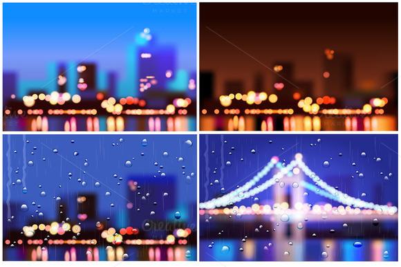 Big City Lights Pack