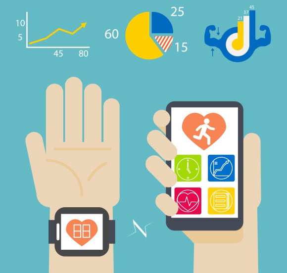 Health Book On Smartwatch