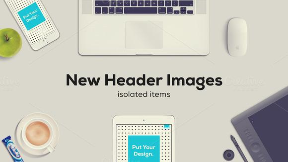 Header Images Builder