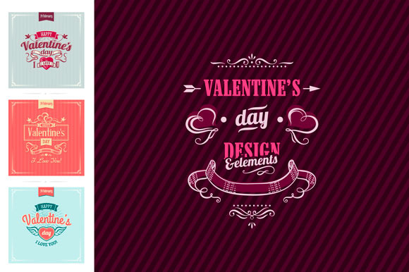 Valentine S Day Labels