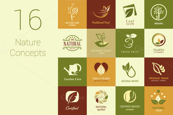 Nature Organic Concepts