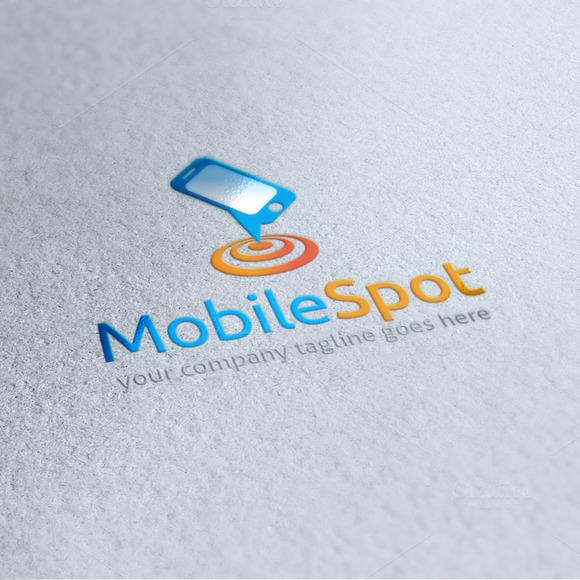 Mobile Spot Logo