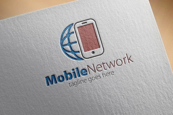 Mobile Network Logo