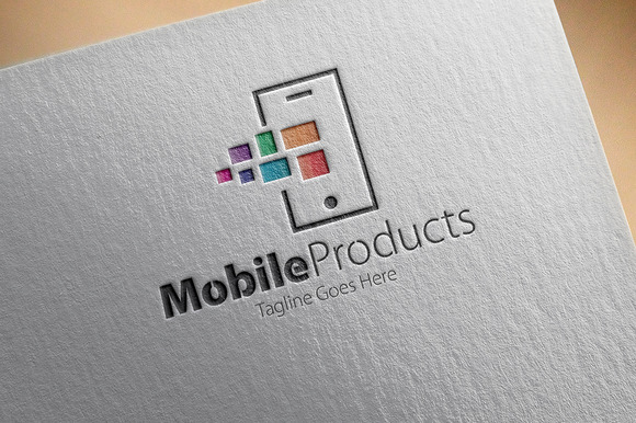 Mobile Products Logo