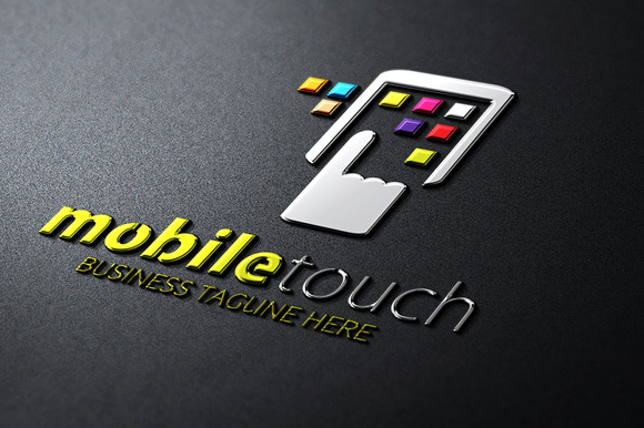 Mobile Touch Logo