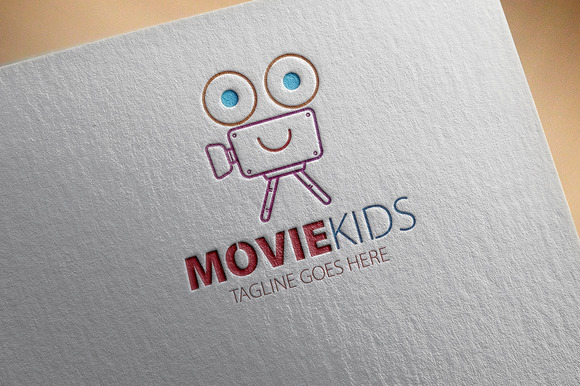 Movie Kids Logo