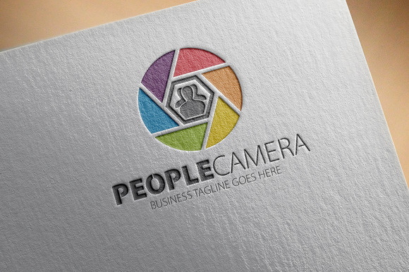 People Camera Logo