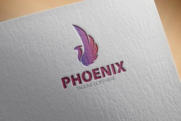 Phoenix V2 Logo