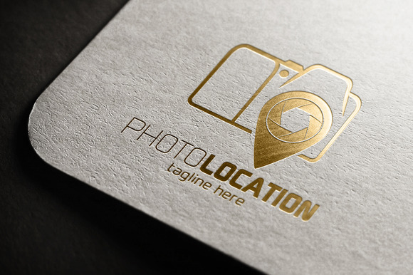 Photo Location Logo