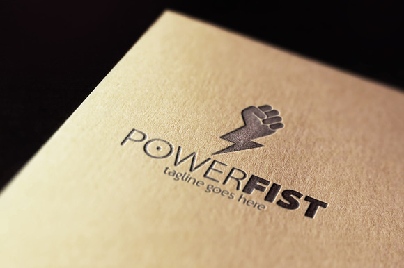 Power Fist Logo