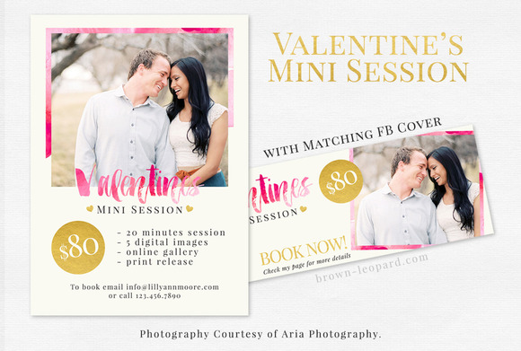5x7 Valentine S Mini Session 1