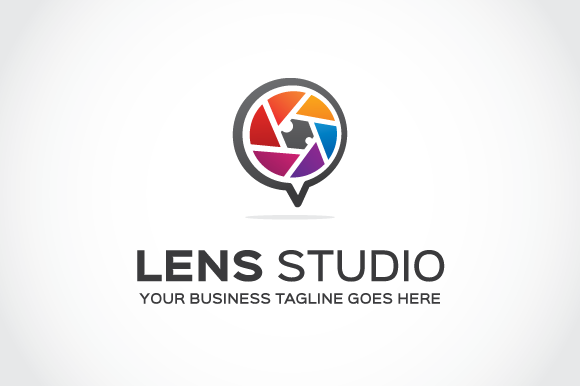 Lens Studio Logo Template