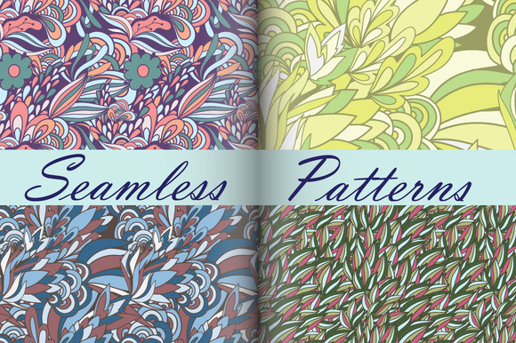 Vector Set With Amazing Patterns